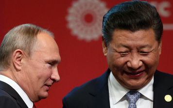 """Trung Quốc, Nga đồng loạt chĩa mũi nhọn khoét sâu """"nứt vỡ"""" Mỹ, EU"""