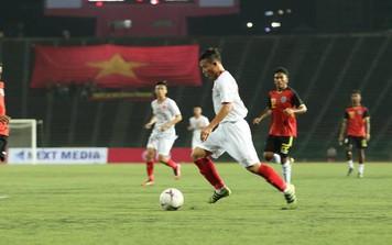 Chiến thắng thuyết phục Đông Timor, U22 Việt Nam tiến vào bán kết giải ĐNA
