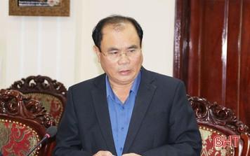 Hà Tĩnh thi hành kỷ luật Chủ tịch HĐND Thành phố Nguyễn Văn Quý
