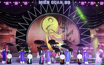 Chương trình nghệ thuật kỷ niệm 10 năm Dân ca Quan họ, Ca trù được UNESCO công nhận là  DSVHPVT đại diện của nhân loại