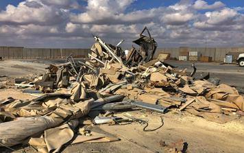 Lầu Năm góc bất ngờ công bố số lượng lính Mỹ bị chấn thương trong vụ không kích tên lửa từ Iran