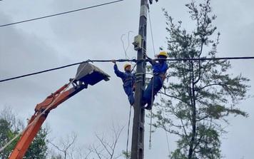 EVNCPC cấp điện trở lại cho 100% khách hàng sử dụng điện ở 4 tỉnh, thành phố miền Trung – Tây Nguyên