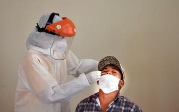 7 người trong gia đình mắc Covid-19 do tiếp xúc với người quen ngoại tỉnh, mới có 1 người được tiêm vắc xin