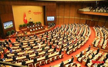 Chùm ảnh: Kỳ họp thứ 2, Quốc hội khóa XV khai mạc theo hình thức trực tuyến