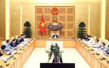 Phó Thủ tướng Chính phủ Lê Minh Khái chủ trì họp  ban chỉ đạo điều hành giá