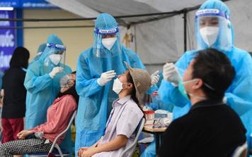 Ngày 26/10, Hà Nội phát hiện thêm 18 ca mắc Covid-19, trong đó, 17 ca cộng đồng