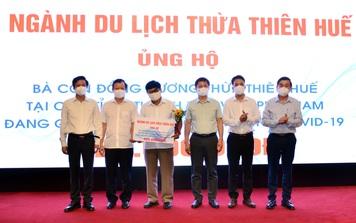 Ngành du lịch Thừa Thiên Huế phát động ủng hộ người dân khó khăn do dịch bệnh COVID-19