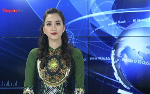Bản tin truyền hình: Khách du lịch quốc tế đến Việt Nam đạt hơn 11,6 triệu lượt