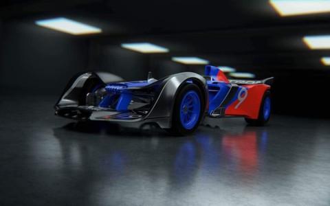Lectron XE1 - mẫu xe đua F1 đầu tiên của Việt Nam