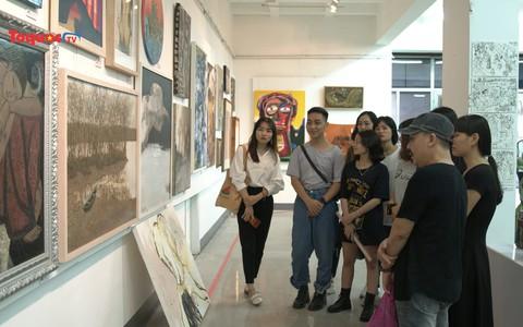 Hanoi Art Connecting - Sân chơi lớn cho những đam mê hội họa