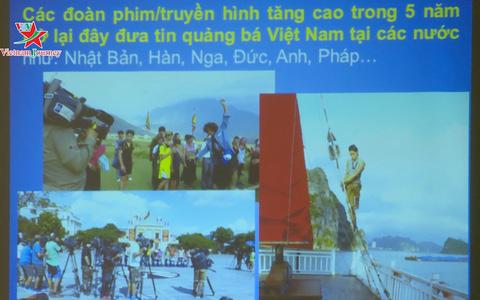 Việt Nam cần hướng tới trở thành bối cảnh của các bộ phim bom tấn