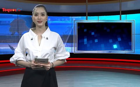 Bản tin truyền hình số 99: Bật mí về bức tranh đặc biệt hàng vạn người đi qua mỗi ngày ở Bờ Hồ (Hà Nội)