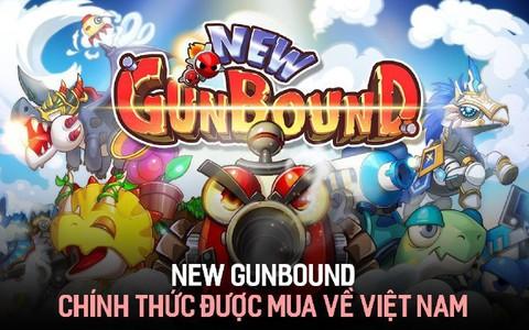 New Gunbound chính thức được mua về Việt Nam