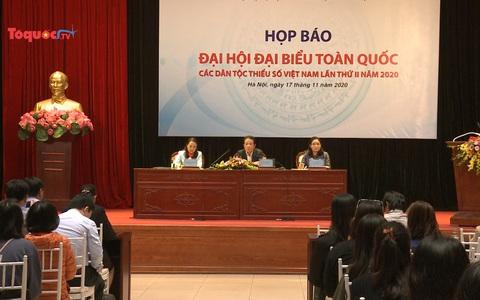 Đại hội đại biểu toàn quốc các dân tộc thiểu số Việt Nam lần thứ II sẽ diễn ra trong tháng 12