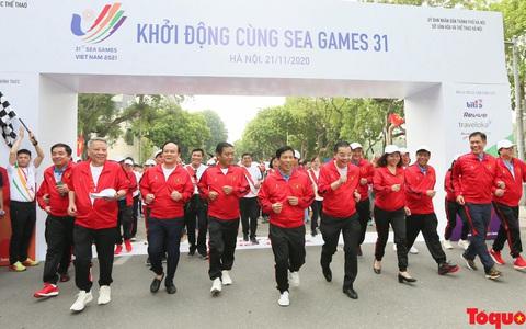 Khởi động cùng ngày hội thể thao lớn nhất Đông Nam Á