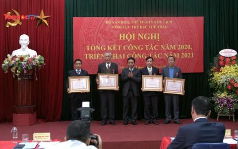Thể thao Việt Nam tập trung nguồn lực, phấn đầu nằm trong top 3 tại SEA Games 31
