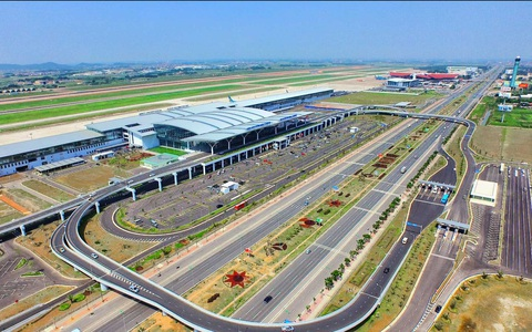 Ngắm 2 sân bay của Việt Nam được bình chọn top đầu thế giới
