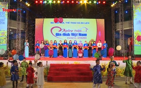 Ngày hội gia đình Việt Nam 2020: ngày hội gắn kết yêu thương