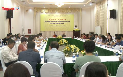 Xây dựng thương hiệu quốc gia Liên hoan phim Việt Nam