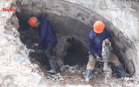 Hà Nội đục vòm cầu đường sắt phục vụ không gian văn hóa, thương mại, dịch vụ và du lịch