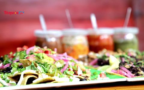 Thưởng thức hương vị Mexico giữa lòng Hà Nội