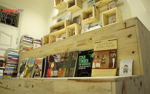 Thư viện Mia: Nơi kết nối và lan tỏa tình yêu sách