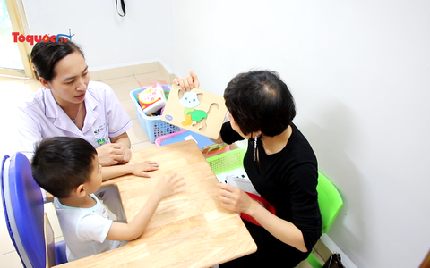 Chung tay hỗ trợ nâng cao nhận thức về chứng tự kỷ