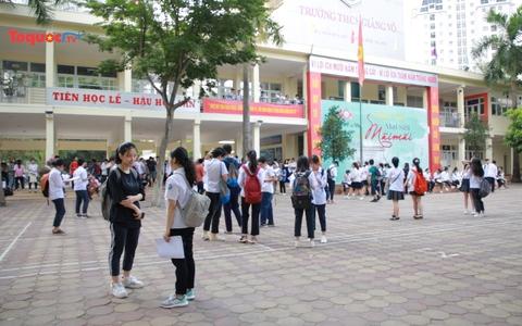 Hà Nội huy động hơn 500 thanh tra cho kỳ thi vào lớp 10