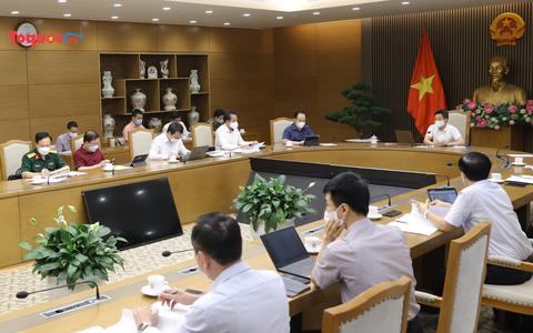 Sớm hoàn thiện quy trình quản lý khép kín người nhập cảnh vào Việt Nam
