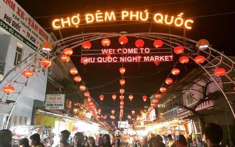 Thiên đường ẩm thực tại chợ đêm Phú Quốc