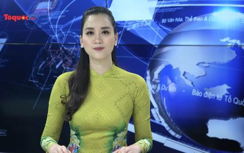 Bản tin Truyền hình: Tiếp thêm sức mạnh, sức lan toả cho phong trào xây dựng đời sống văn hoá