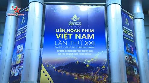 Công tác chuẩn bị cho Liên hoan phim Việt Nam