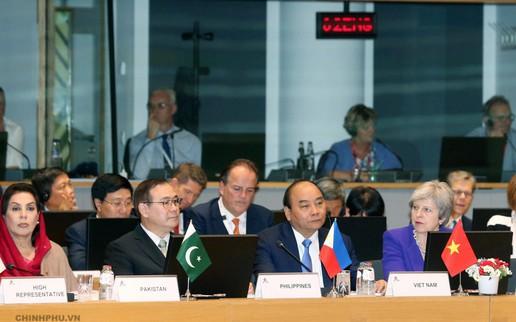 Chuyến thăm chính thức Áo, Bỉ, Đan Mạch và EU của Thủ tướng Nguyễn Xuân Phúc tạo ra nhiều đột phá
