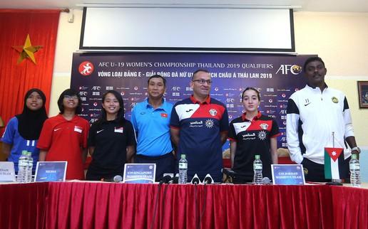 Tuyển nữ Jordan mang 7 cầu thủ từng dự FIFA World Cup sang Việt Nam