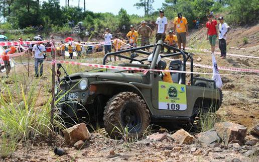 Sắp diễn ra Giải ô tô địa hình Năm du lịch quốc gia 2018 Hạ Long - Quảng Ninh – KOP 2018