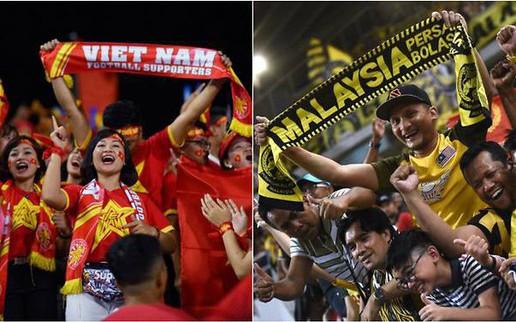"""Trước """"giờ G"""": ESPN hào hứng Việt Nam, Malaysia bùng nổ"""