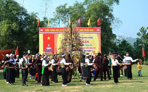 Thanh Hóa sẽ trình diễn nhiều hoạt động VHTTDL đặc sắc tại Ngày hội Văn hóa dân tộc Thái
