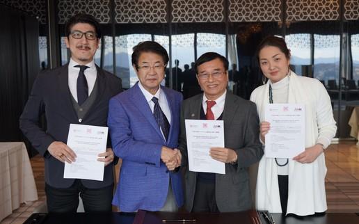 Một trường đại học ở Việt Nam ký hợp tác toàn diện chương trình dịch vụ nhà hàng chuẩn Nhật Bản với Tập đoàn M&K