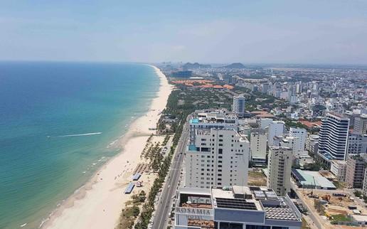 """Hai doanh nghiệp """"có yếu tố nước ngoài"""" thuê, sở hữu 21 lô đất ven biển Đà Nẵng"""