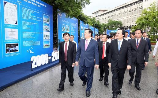 Phó Thủ tướng Vương Đình Huệ  giao nhiệm vụ cho trường Đại học Vinh