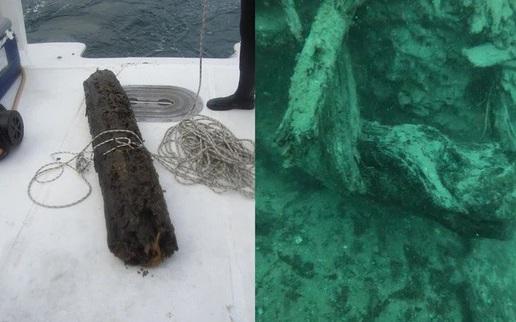 Các nhà khoa học tiến hành thám hiểm một khu rừng cổ xưa 60 nghìn năm tuổi chìm dưới biển