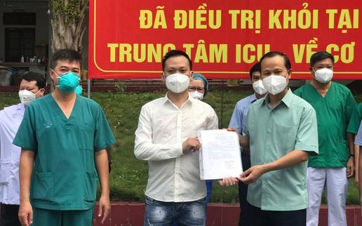 """BS Trần Thanh Linh: """"Những giọt mồ hôi của đội ngũ y, bác sĩ rơi xuống được đền đáp xứng đáng"""""""