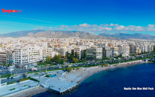 Hy Lạp dẫn đầu thị trường du lịch châu Âu hè 2021, bất chấp Covid-19