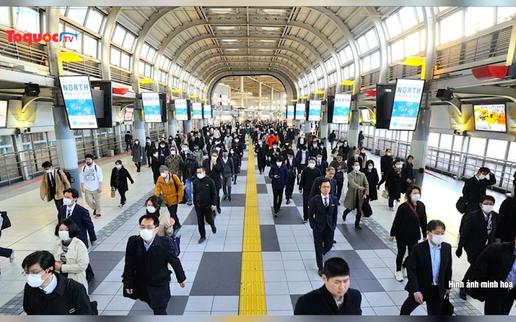 Nhật giảm thời gian cách ly cho người nhập cảnh tiêm đủ liều vaccine ngừa Covid-19