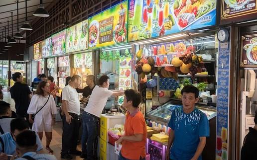 Nóng tranh cãi Singapore và Malaysia xung quanh ẩm thực đường phố