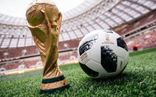 Kết quả thi đấu bóng đá World Cup 2018