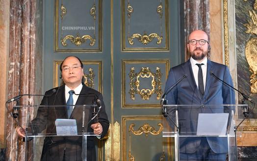 Hợp tác toàn diện, hiệu quả là mục tiêu quan trọng trong quan hệ Bỉ - Việt Nam