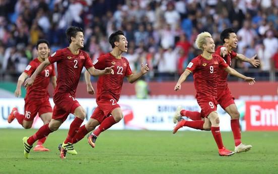 """Sau chiến thắng """"khủng"""" trước Jordan, ngay lập tức, Đội tuyển Việt Nam có 6 tỷ đồng tiền thưởng"""