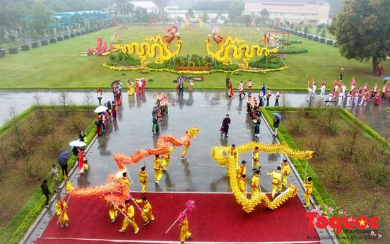 Lễ dâng hương khai Xuân Kỷ Hợi 2019 tại Hoàng thành Thăng Long