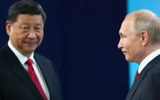 """Nga """"lâm thế nguy"""" vì sáng kiến Vành đai, Con đường của Trung Quốc?"""